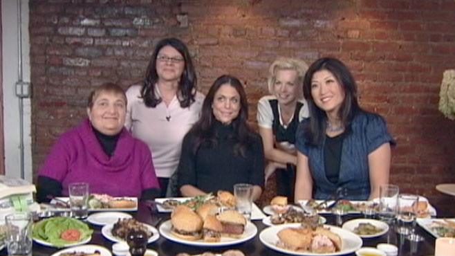 VIDEO: Real women try to get skinny with Bethenny Frankel's help.