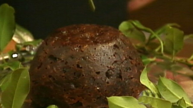 Britain's Beloved Christmas Pudding