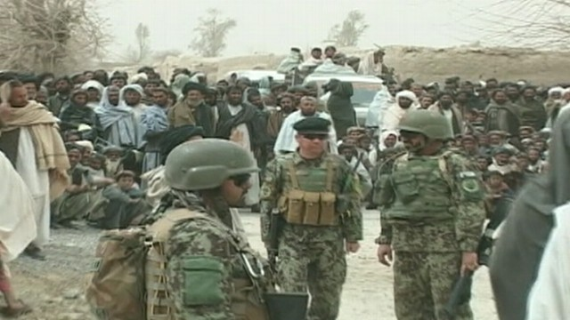 Did Afghan Deaths Change Course of War?