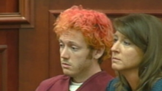 Colorado Shooting Suspect Appears Dazed in Court