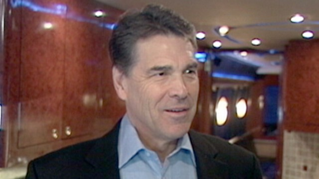 Rick Perry: The Christian Candidate
