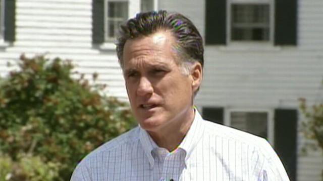 Mitt Romney Declares Presidential Bid