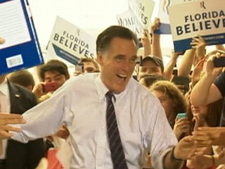 Watch: Mitt Romney's Final Push: Promises of a Better Tomorrow