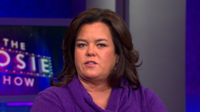 Rosie ODonnell: Behind the Scenes