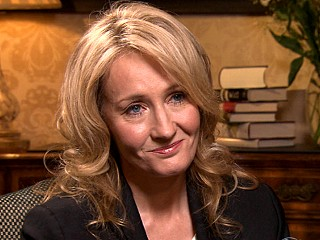 Watch: J.K. Rowling Still Grapples with Fame