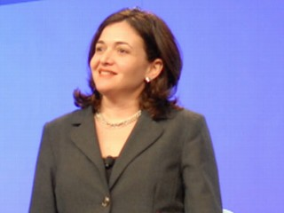 Watch: Sheryl Sandberg: Women Must Learn to 'Lean In'