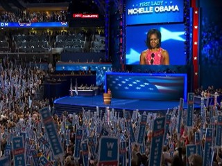 Watch: Michelle Obama: President's Secret Weapon
