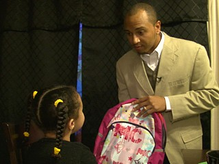 Watch: Bulletproof Backpacks for Kids