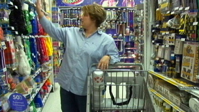 Shopaholic: I've 'Hit Rock Bottom'