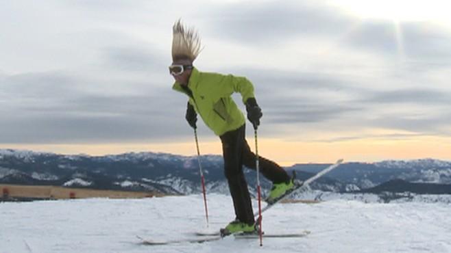 Americas Ski Bum