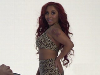 Watch: Snooki Gets Skinny