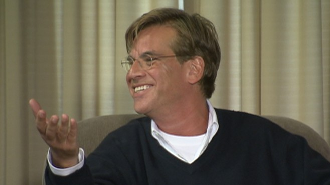 aaron sorkin teaches screenwriting
