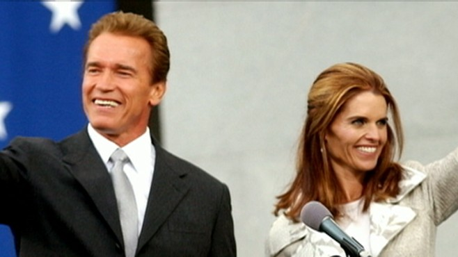 Schwarzenegger and Shriver Separate