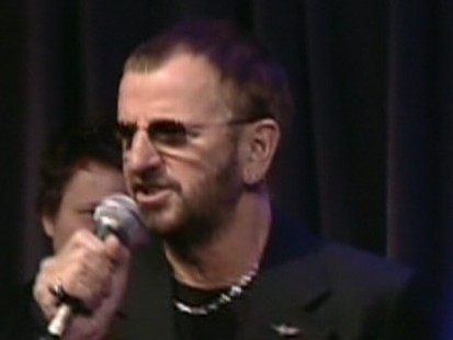 Nightline Playlist: Ringo Starr