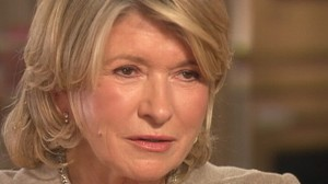 VIDEO: Martha Stewart says jail time probably cost her over $1 billion.