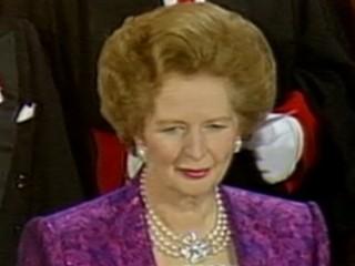 Watch: Margaret Thatcher, That's Entertainment