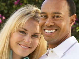 Watch: Lindsey Vonn, Tiger Woods Announce Relationship on Facebook