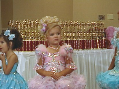 Toddler Pageants