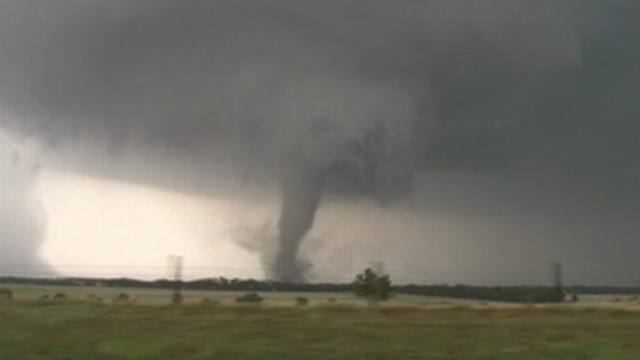 Tornadoes in America's Heartland