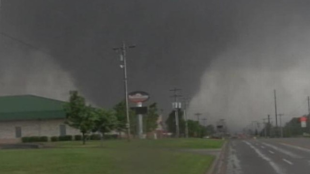 Video: Massive Tornado Devastates Oklahoma City Area, Dozens Killed