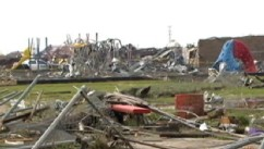 Oklahoma Tornado: Horrific Video From Inside School