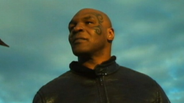 Mike Tyson Takes to Broadway to Talk About Turbulent Past