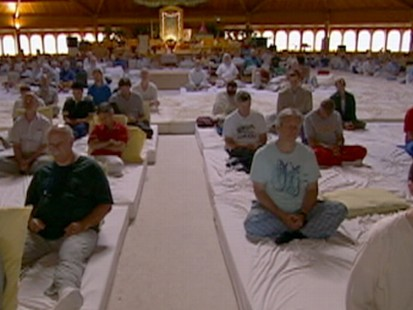 If You Meditate, They Will Come