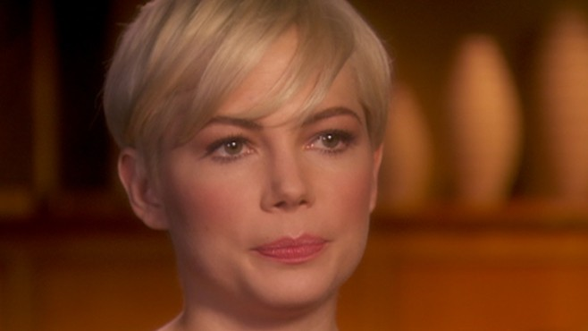 Michelle Williams Speaks Out. ABCNEWS.com. View Full Size