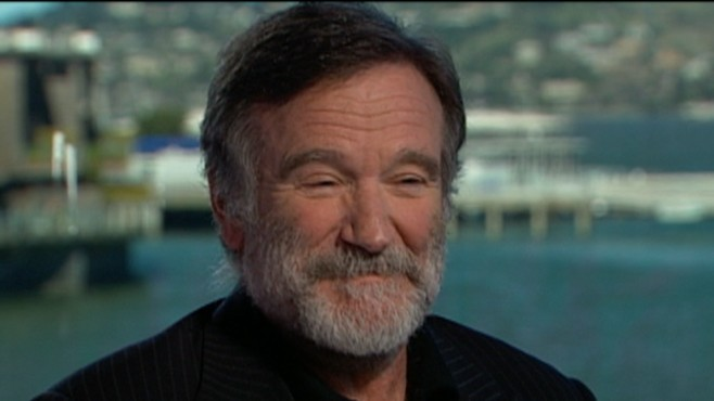 Robin Williams: Seriously Funny