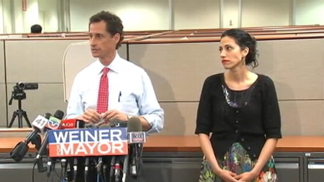 Anthony Weiner's 'Good Wife'