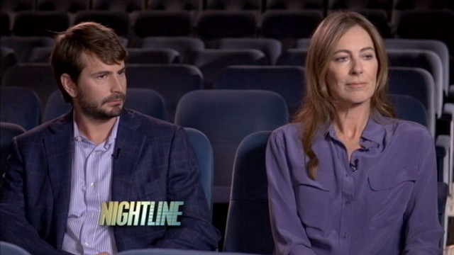 VIDEO: Kathryn Bigelow and Mark Boal used first-hand accounts, but deny receiving classified information.