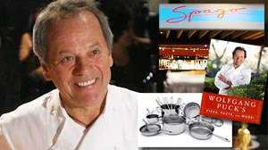 Photo: The Secret to Wolfgang Pucks Success: World-Renowned Chef Says He Tries to Make People Happy