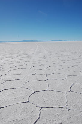 Bolivian Salt Flats