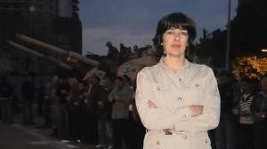 Christiane Amanpour spends 24 hours in Tahrir square