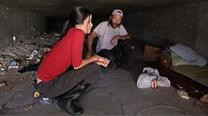Las Vegas Strip Home To Homeless  ABC News