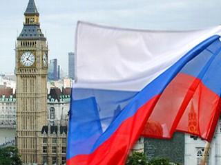 russia london