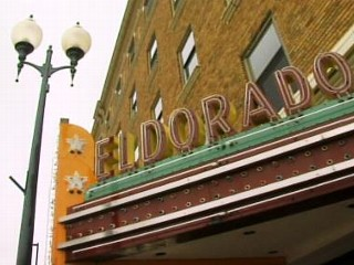 Pic: Sen. Barack Obama's maternal grandfather lived in El Dorado, Kansas.