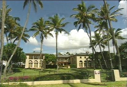 hawaii mansion