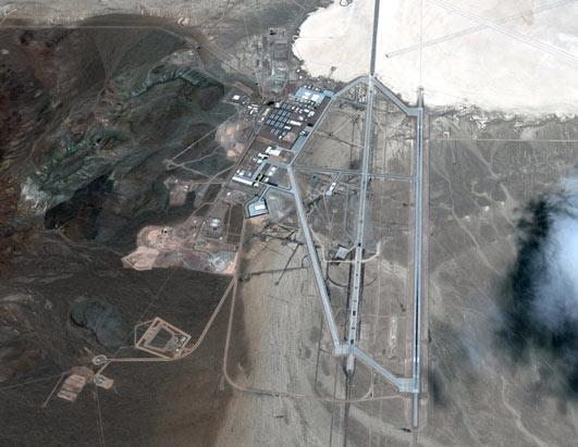 Area 51: A Tour of the Controversial Military Base Photos - ABC News