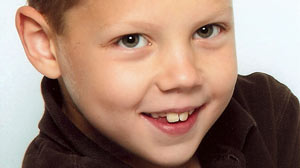 PHOTO Cole Evaold was diagnosed with ADHD and a mood disorder when he was just three and a half years old.