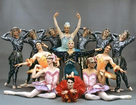 Les Ballets Trockadero de Monte Carlo