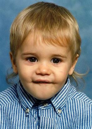justin bieber family photos. Justin Bieber was born and