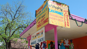 PHOTO The piñata shops along Cesar Chavez Street in East Austin, Texas, are disappearing due to high rents and gentrification.
