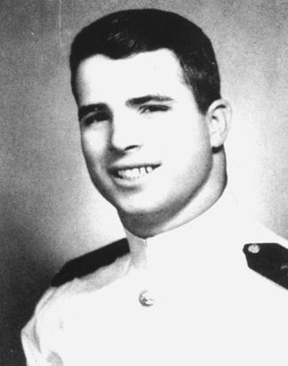 john mccain wife young. young John McCain.