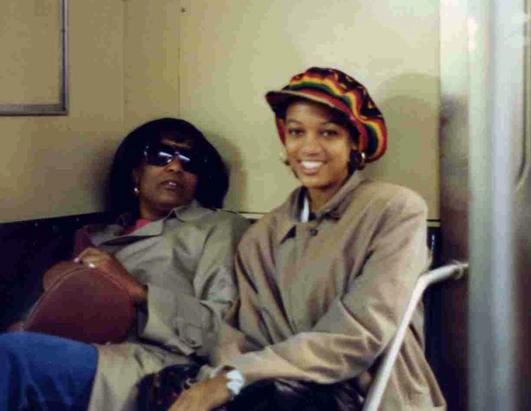 Tyra Banks 1989