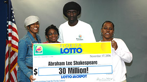Lotto Winner Disappears
