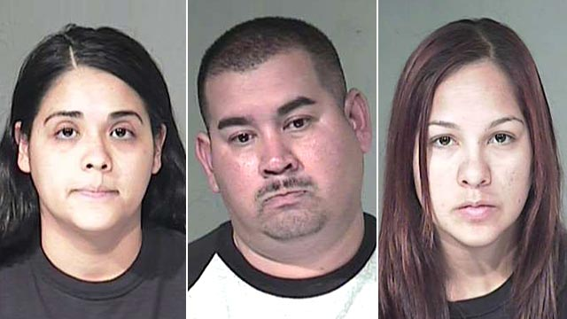 PHOTO: Three cops under the command of Americas toughest sheriff, were arrest in Arizona and charged with drug and human trafficking.