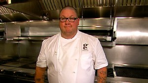 Four Star Chef Graham Elliot Bowles