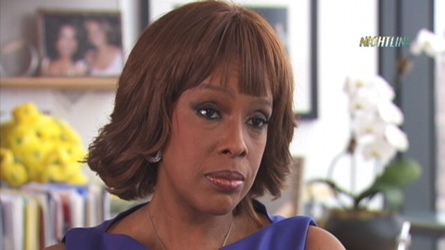 gayle king weight loss