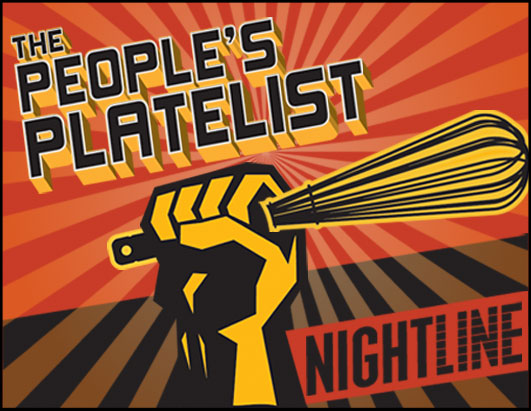 Nightline: The People's Plate List